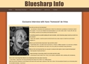 Interview with Bluesharp Info